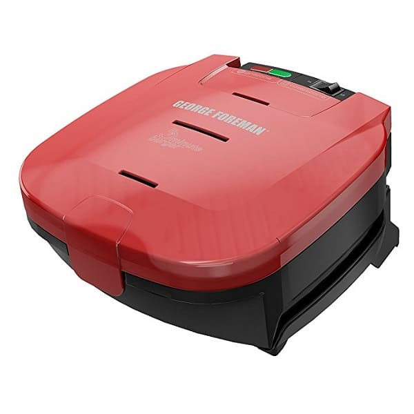 George Foreman Burger Grill Review