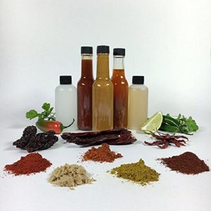Deluxe DIY Gourmet Hot Sauce Kit Review