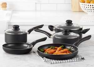 amazon basics cookware set