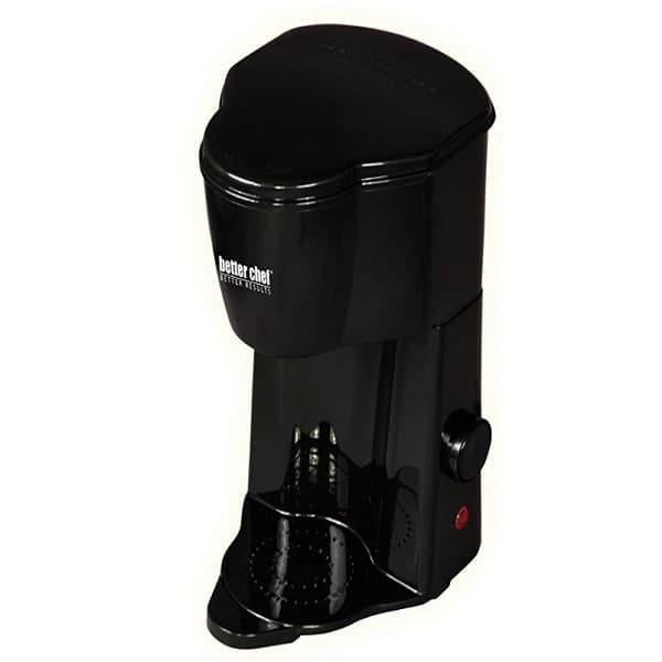 This is The Better Chef budget coffee maker.