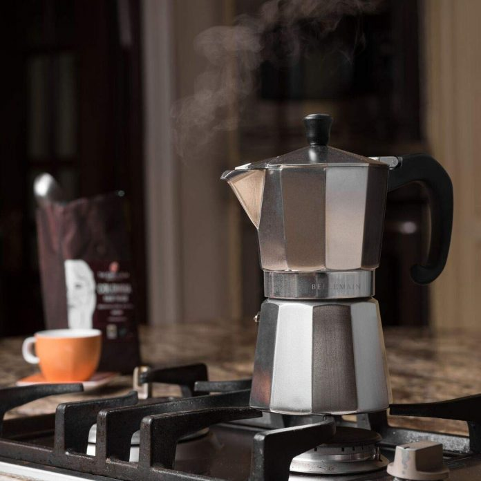 bellemain espresso maker