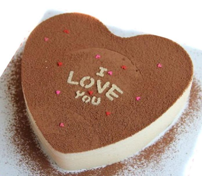 Agile-Shop 4-piece Aluminum Heart Shaped Cake Pan Set Review 3