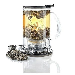 An image of the Teavana PerfecTea Tea Maker, which is used for making great cups of tea.