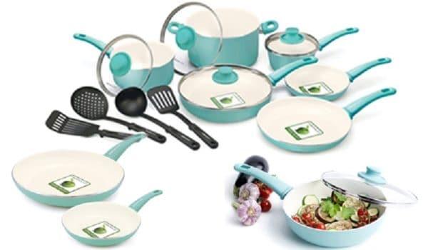 GreenLife Ceramic Non-Stick Cookware