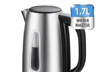 Aicok Water Master Stainless Steel Kettle