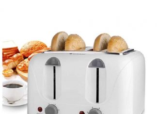 Bonsaii 4 Slice Toaster