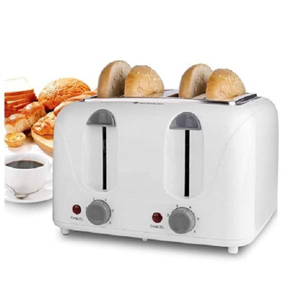 Bonsaii 4 Slice Toaster