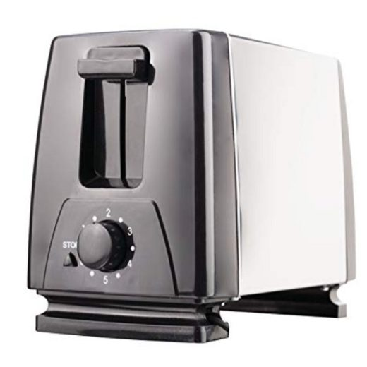 This toaster can take just about any kind of toastable item and it looks great too.