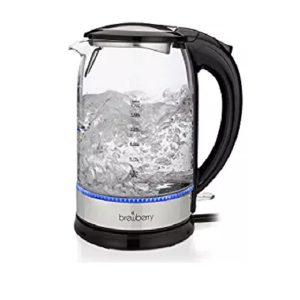 The transparency of this kettle is so cool!