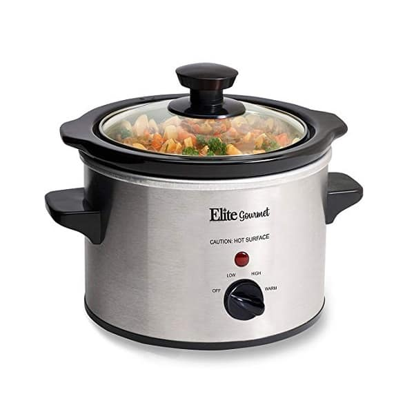 Elite Gourmet Slow Cooker: How Can They Make Them This Cheap? 2