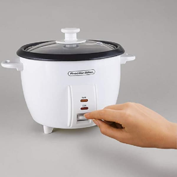 Proctor Silex Rice Cooker: A Storming Budget Buy 2