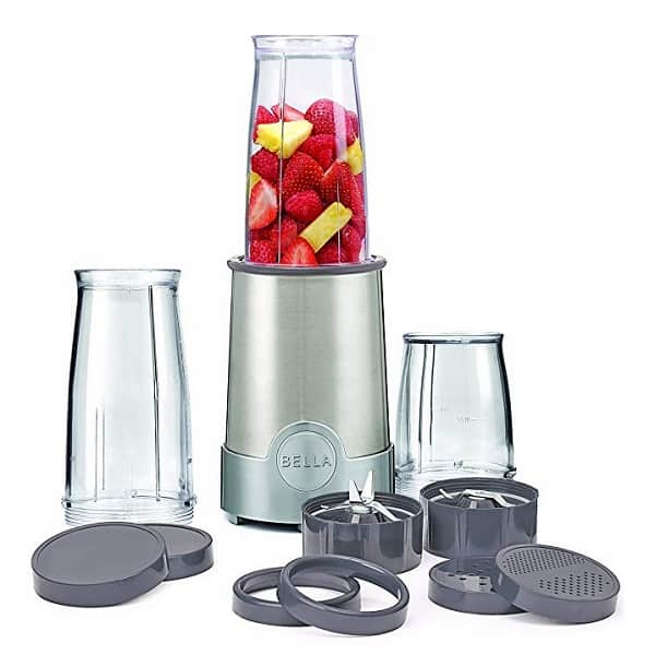 BELLA Rocket Blender – Style And Smoothies!
