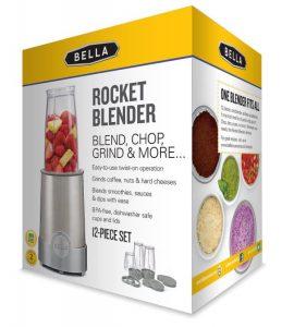 bella rocket blender review