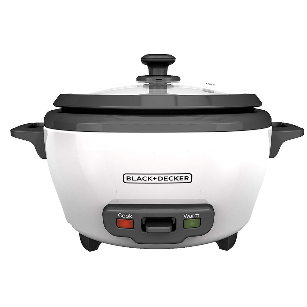 black and decker rice cooker review