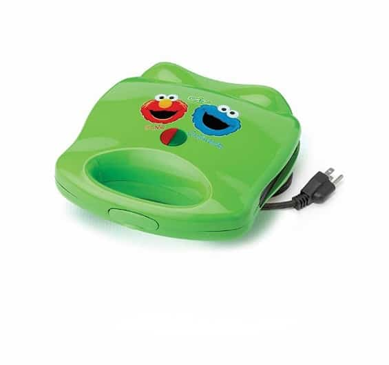 Sesame Street's Elmo And Cookie Monster Sandwich Maker – Cute Family Toastie Machine 2