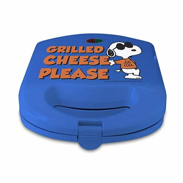 Snoopy Grilled Cheese Sandwich Maker Big Hit With My Kids 2