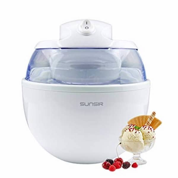 Sunsir Home Mini Automatic Ice Cream Maker Yogurts