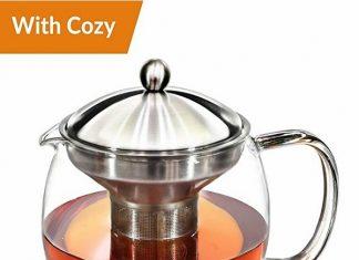 willow everett teapot infuser