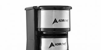 AdirChef Personal Coffee Maker