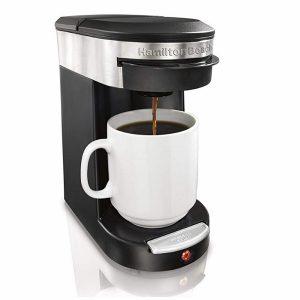 Hamilton Beach Personal Pod Coffee Maker Review