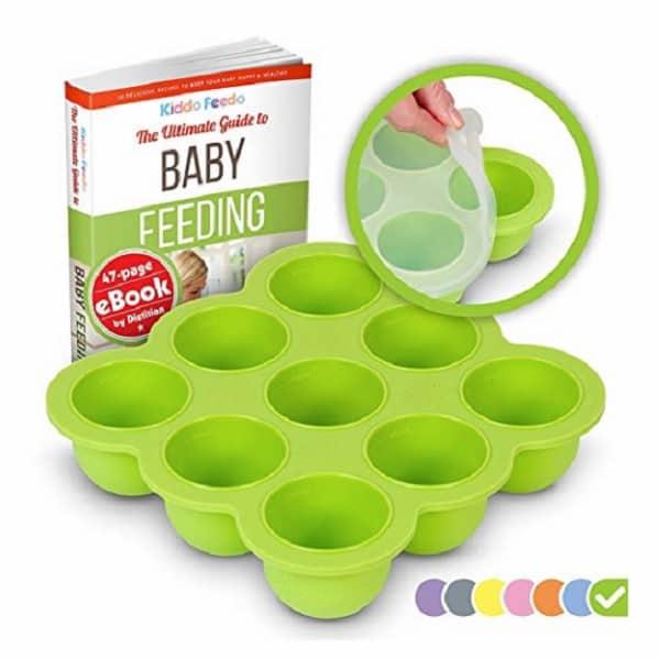 Kiddo Baby Feeding Trays