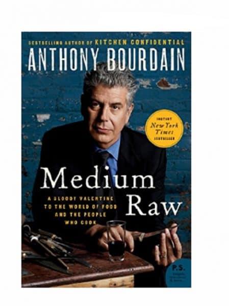 Medium Raw book review anthony bourdain
