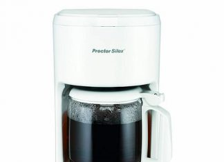 a proctor silex 10 cup coffee maker