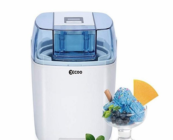 EECOO Ice Cream Maker