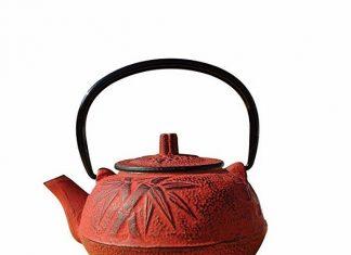 Old Dutch Cast Iron Osaka Teapot