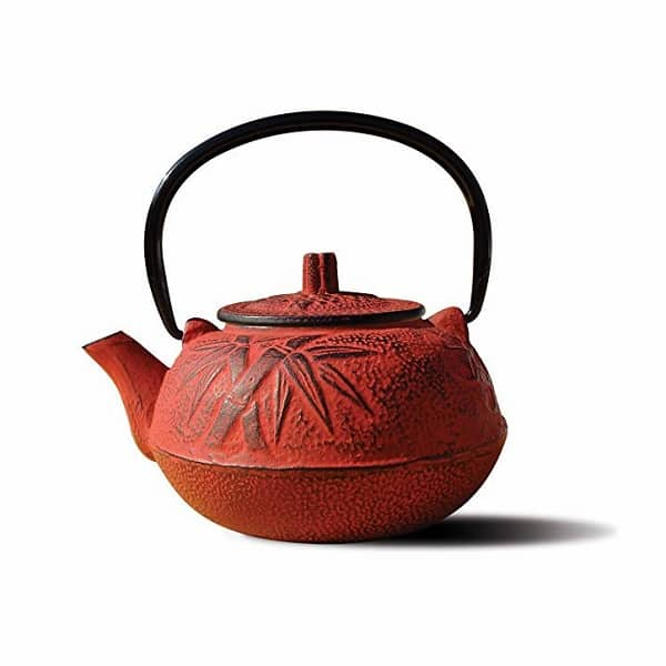 Old Dutch Cast Iron Osaka Teapot