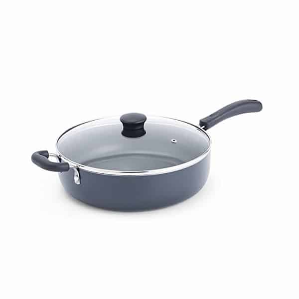 T-Fal Saute Pan (Jumbo Cooker with Lid) – It's Our Pan Of The Year 2