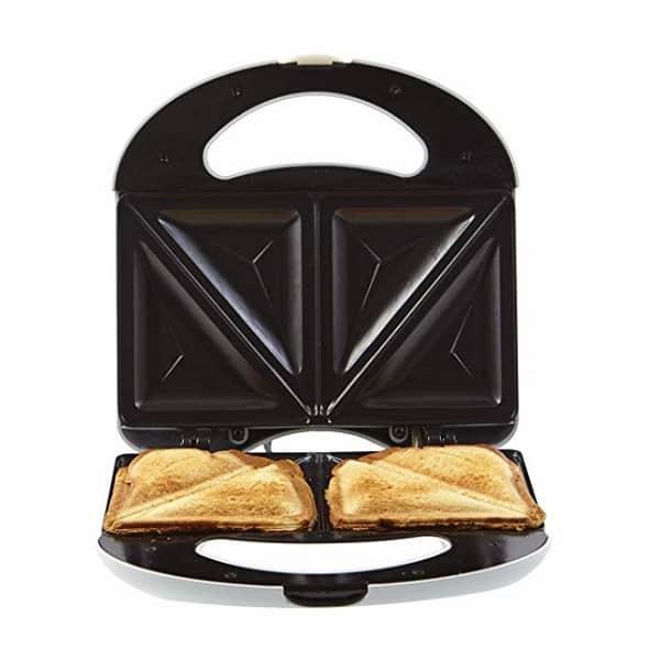 Continental Electrics Sandwich Maker – Sensible Price, Solid Sandwiches, Super Stuff 2