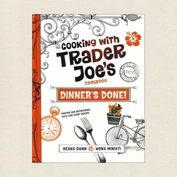 cooking with trader joe cookbook