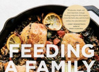feeding a family cookbook