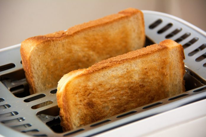 Cookmate Toaster Review 3