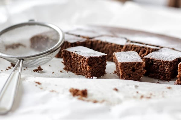 Chocolate Fudge Brownies For The Toaster Oven