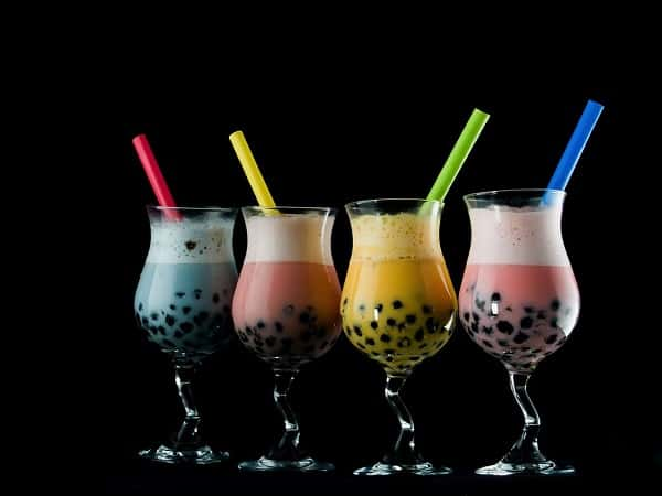 Bubble Milk Tea Recipe