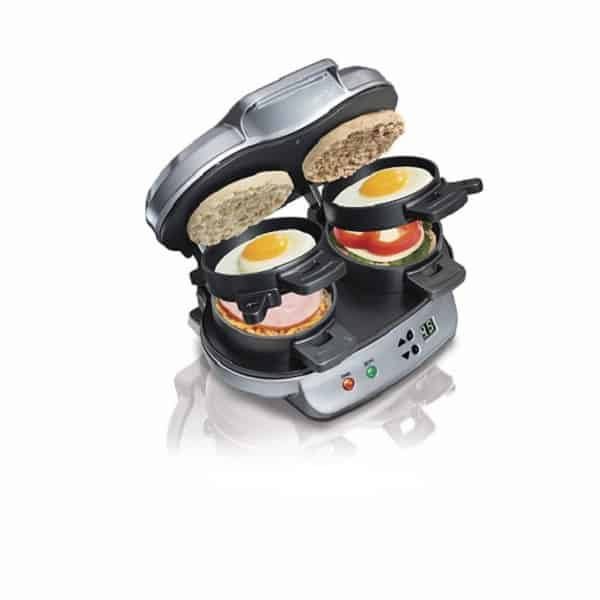 Hamilton Beach Dual Electric Sandwich Maker: The Best Family Electric Sandwich Maker There Is 2