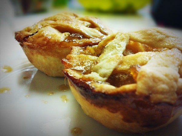 Mini Apple Pies: Dessert Of The Day 2