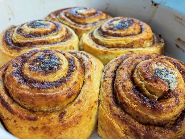 Cinnamon Sticky Buns: Dessert Of The Day 2