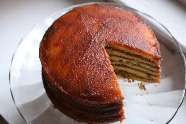 a kentucky jam cake