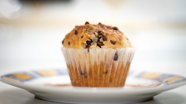 American Blueberry Muffins: Dessert Of the Day 2