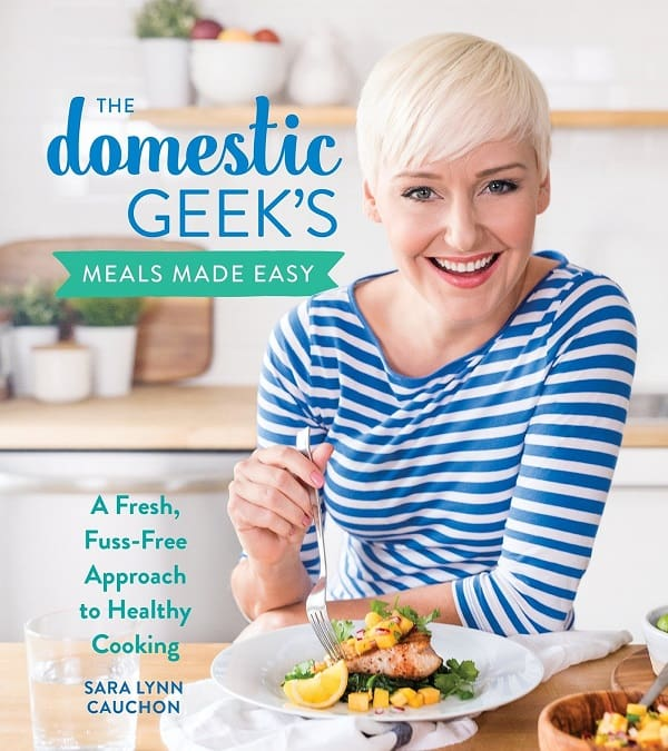 Copy of The Domestic Geek's Meals Made Easy Giveaway 2