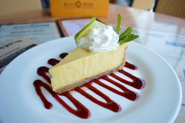 Key Lime Pie: Dessert Of The Day 2