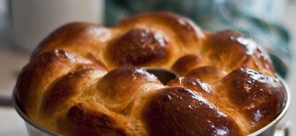 Easter Paska Bread From Eastern Europe 2
