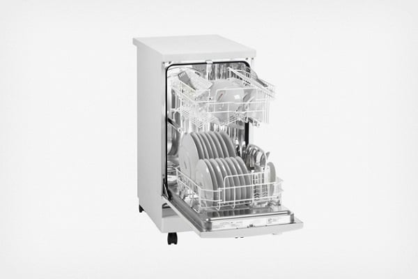 Danby Portable Dishwasher DDW1801MWP Review: A Super Mobile Dishwashing Solution 2