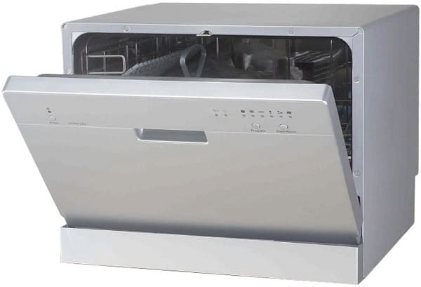 SPT SD Countertop Dishwasher Review: One Of The Best Small Dishwashers Ever Made 2