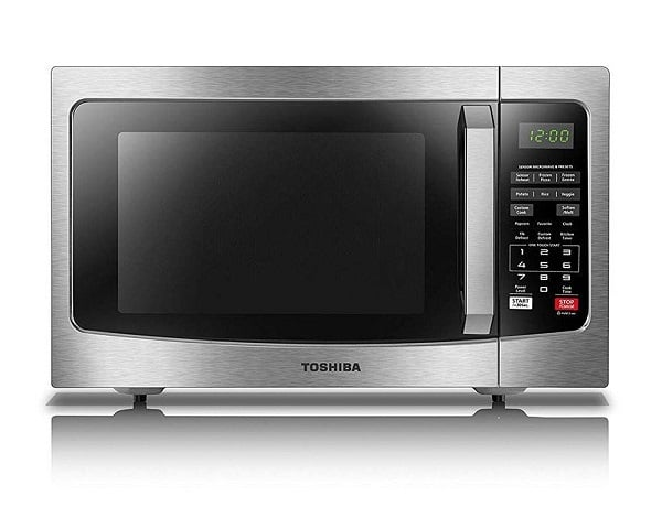 Toshiba Microwave Oven with Smart Sensor 2
