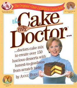 the cake mix doctor cookbook