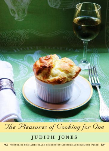 Pleasures Of Cooking For One